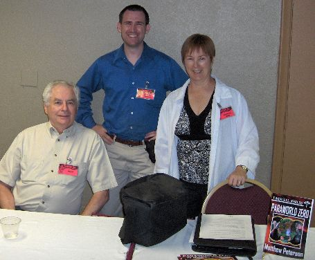 Dennis McKiernan, Matthew Peterson & Catherine Wells